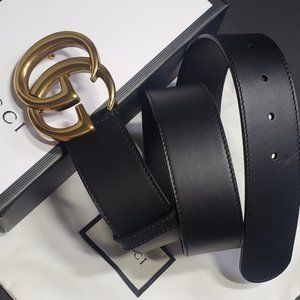 Authentic G ucci Belt